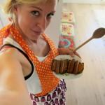 Pilze&Tofu auf getoastetem Avocado/Sojanäse-Volkornbrot
